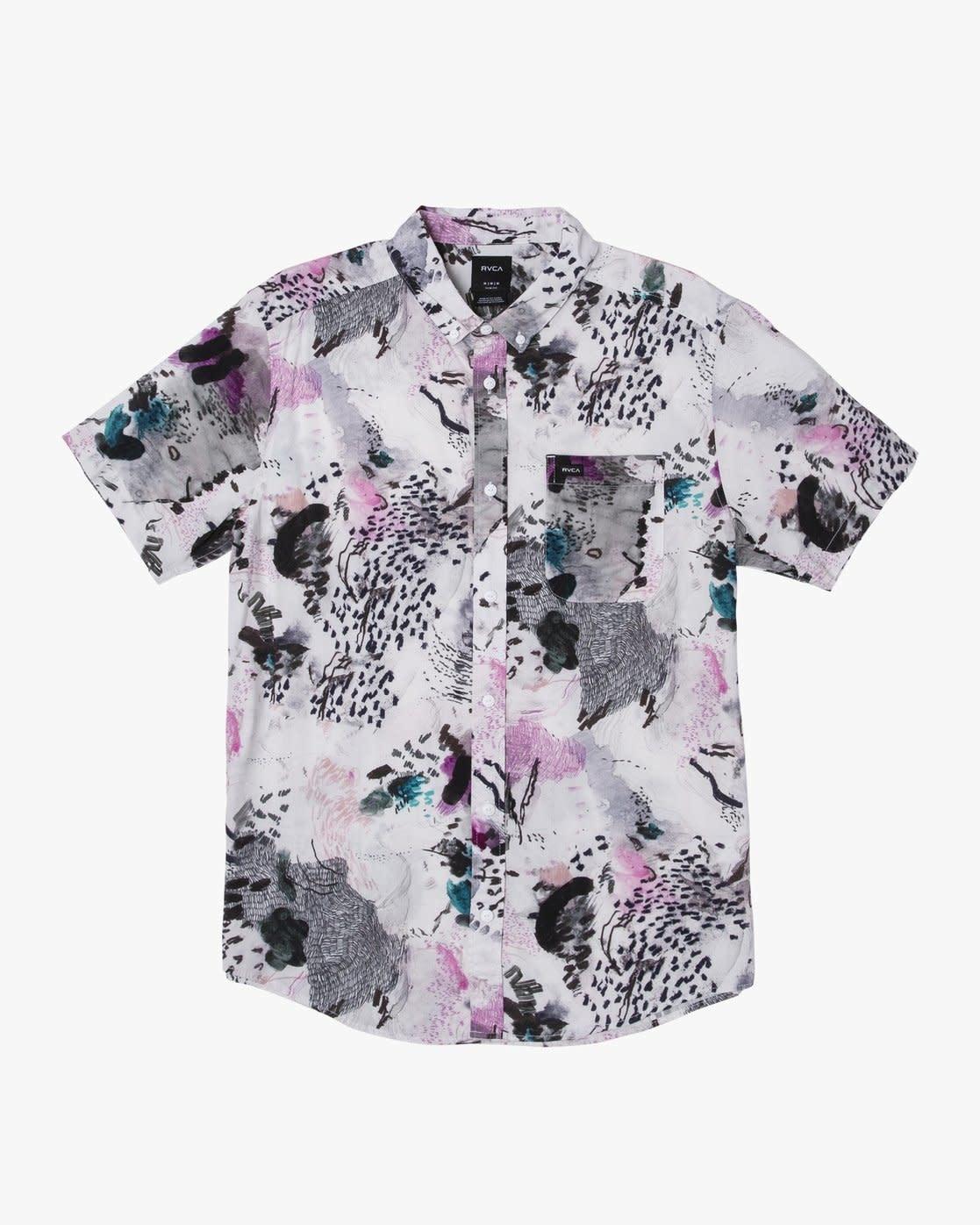 RVCA Sarah Delaney SS Shirt-1