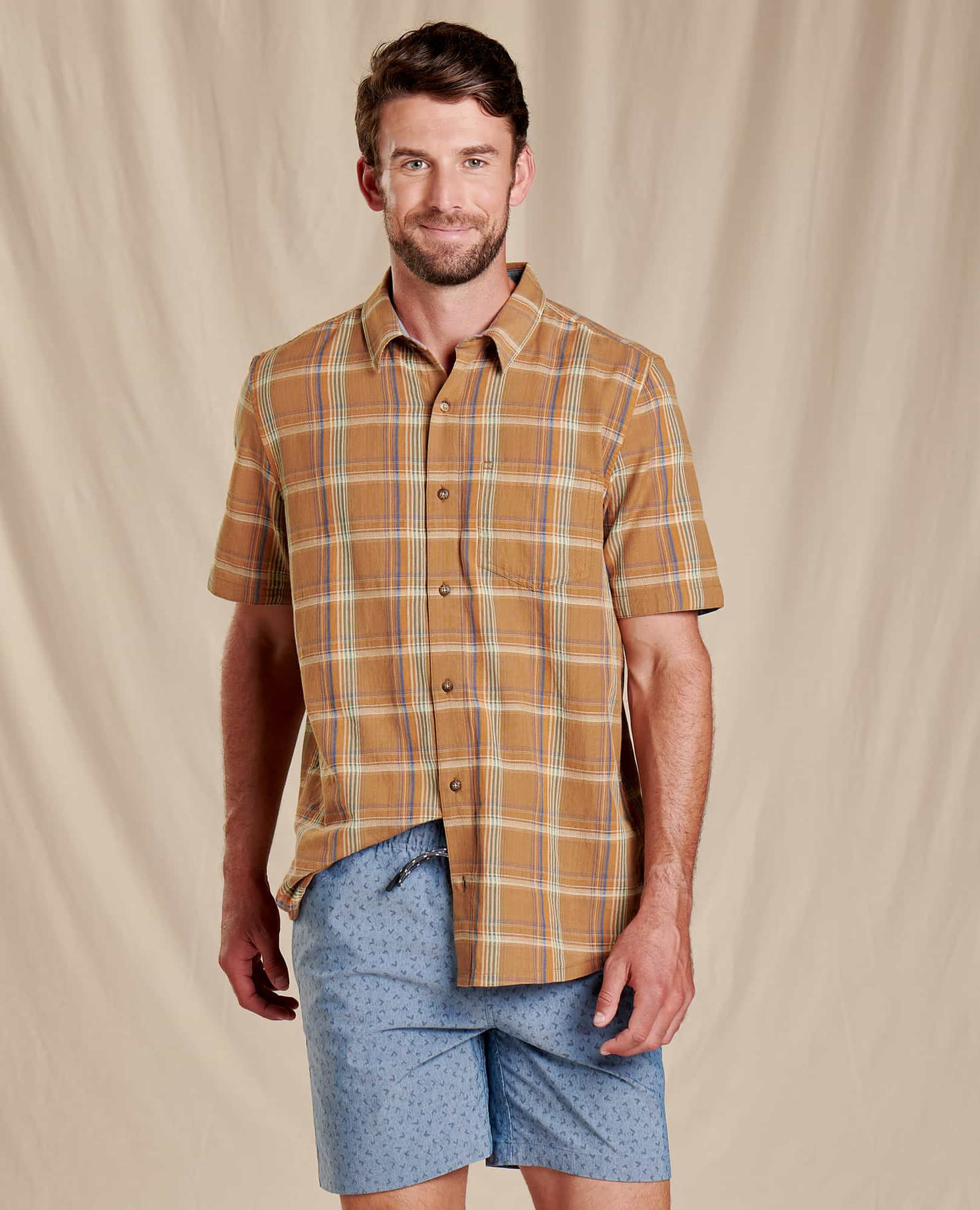 Toad & Co Airscape  SS Shirt-1