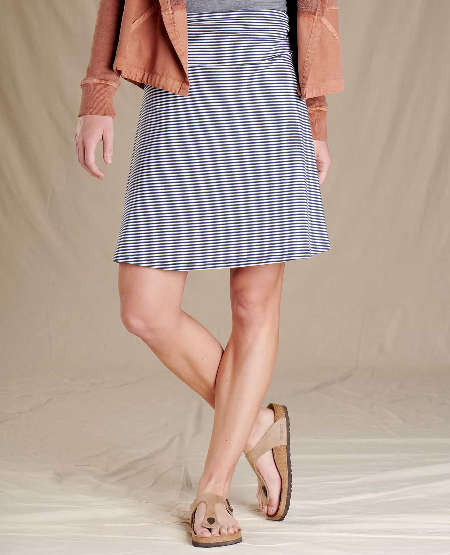 Toad & Co Chaka Skirt-1
