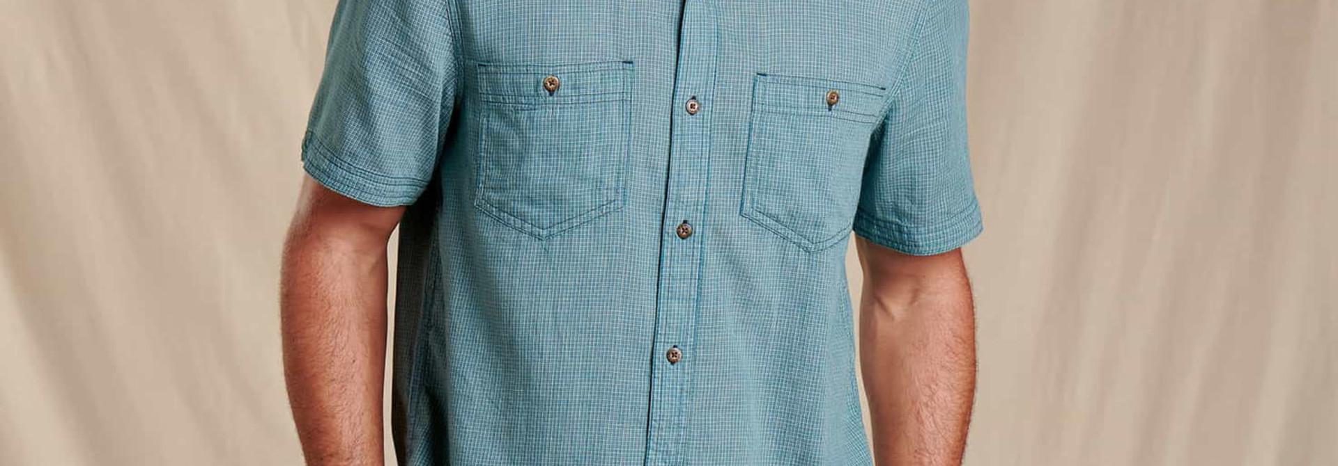 Toad & Co Honcho SS Shirt