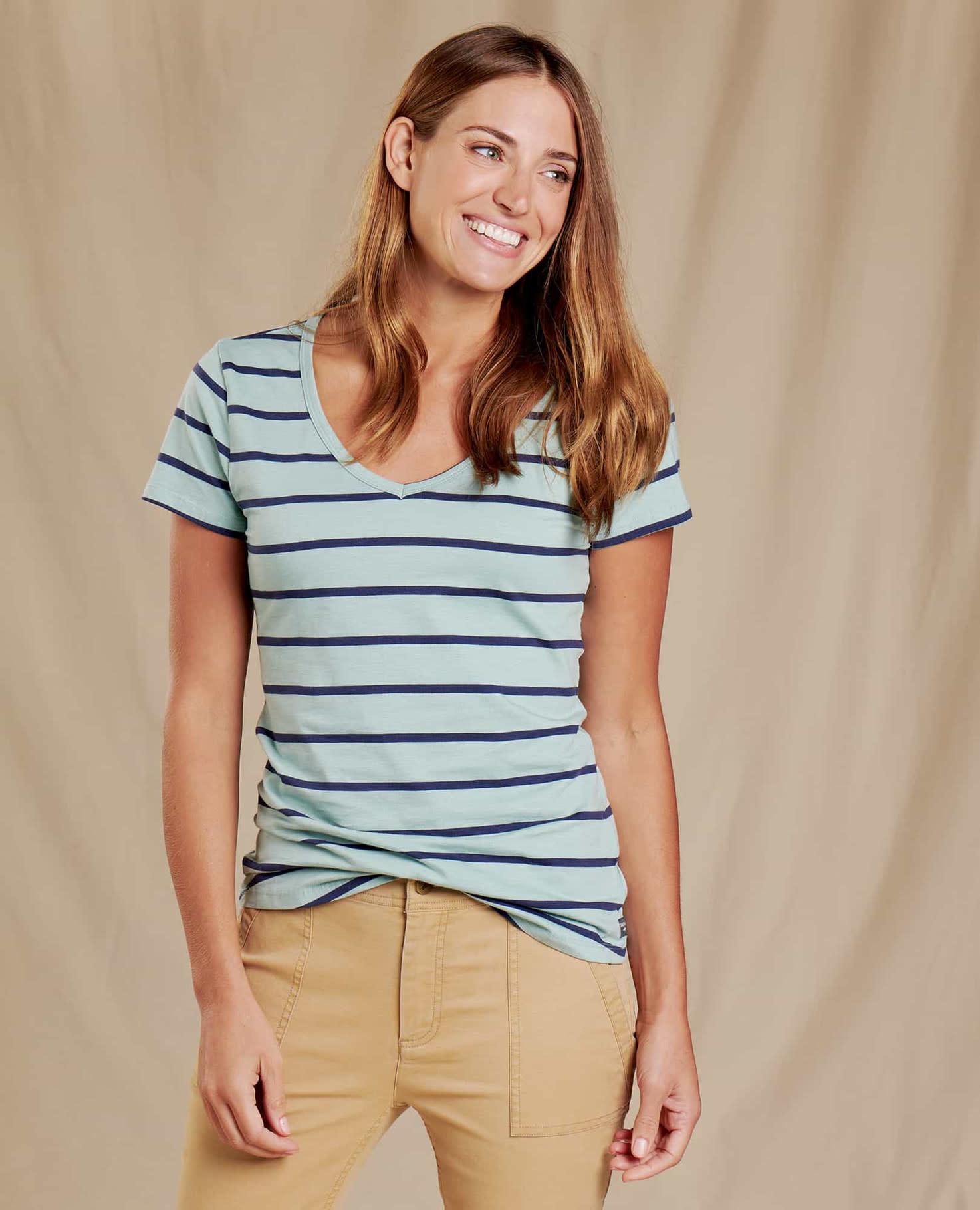 Toad & Co Marley II SS Shirt-1