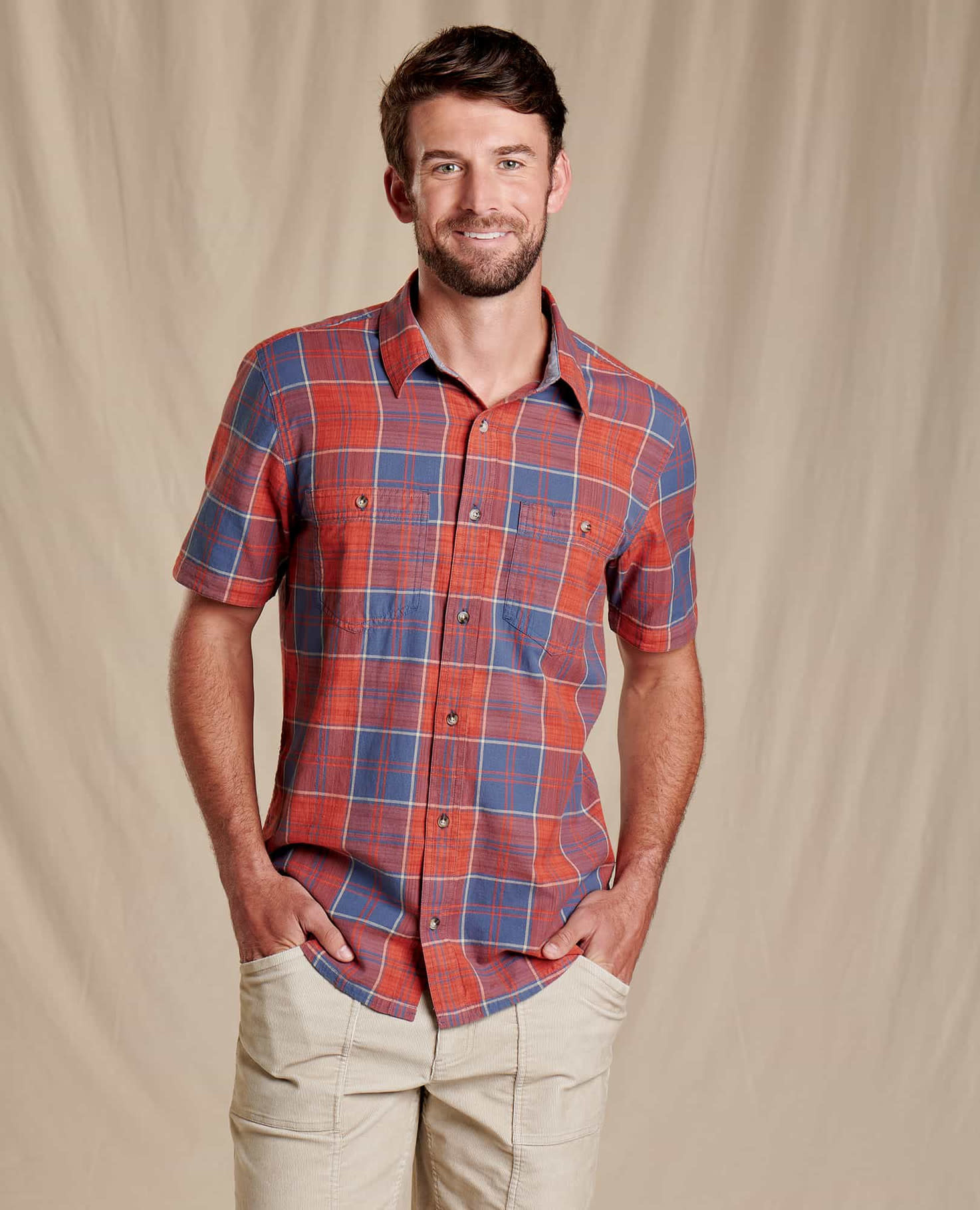 Toad & Co Smythy SS Shirt-1