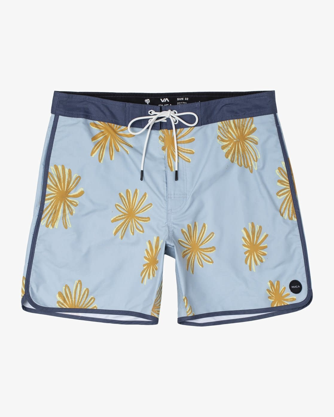RVCA Freeport Trunk-1