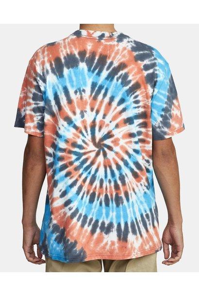 RVCA Dayshift Tie Dye T-Shirt