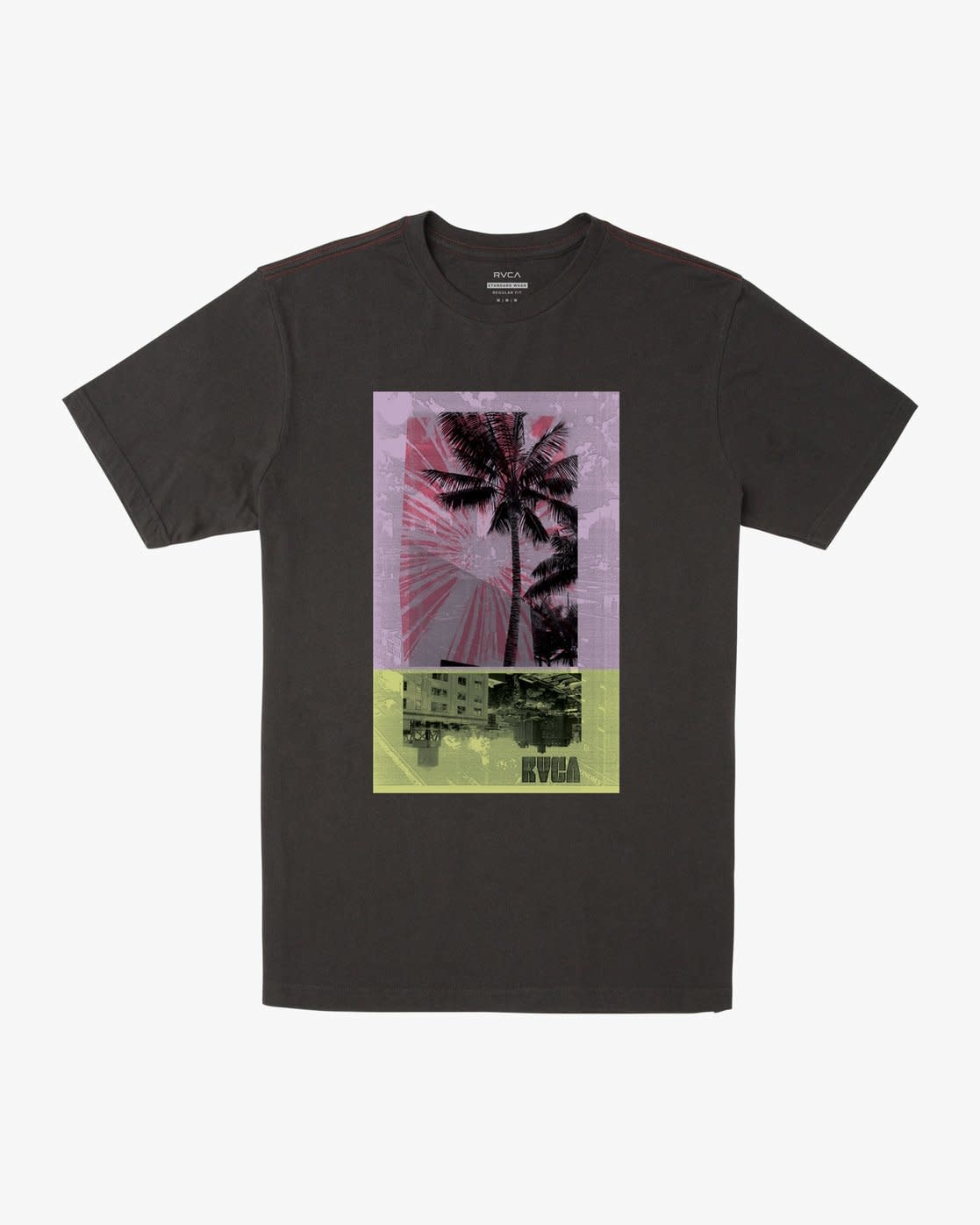 RVCA Vertex T-Shirt-1