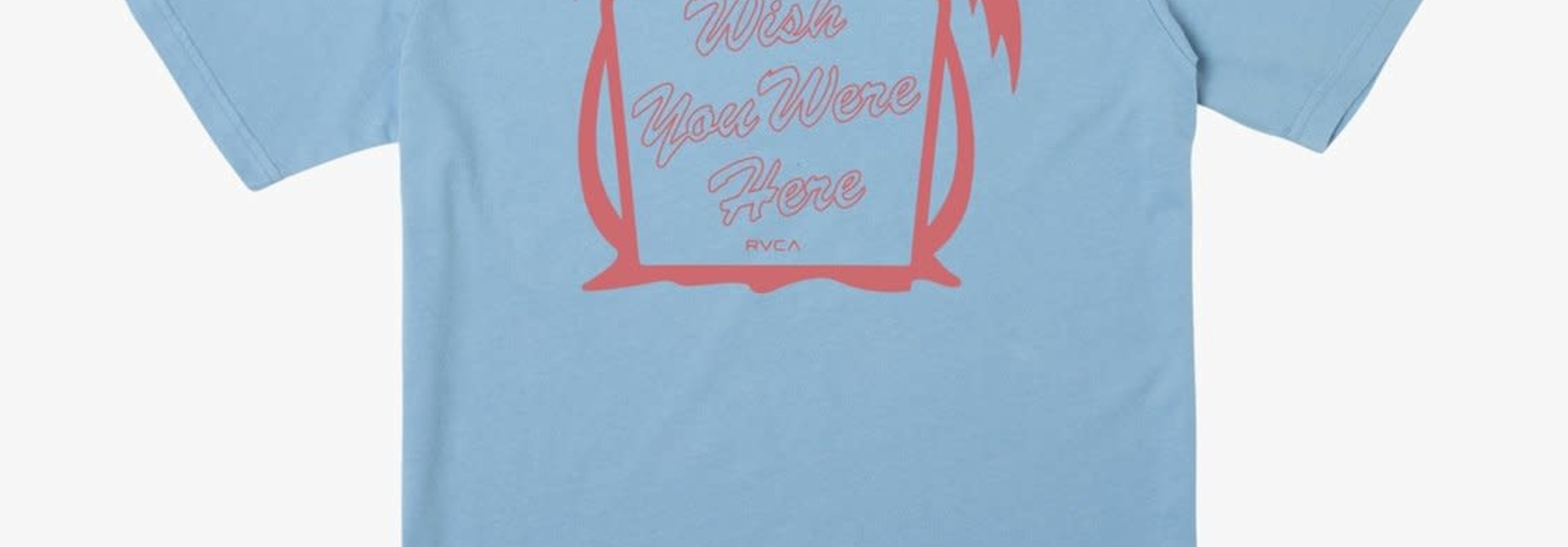 RVCA Were Here T-shirt