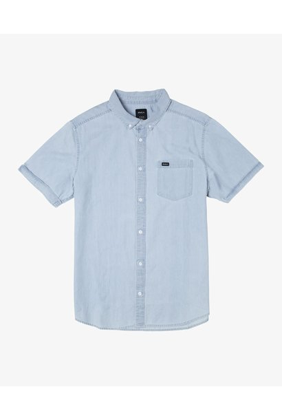 RVCA Dead Flag Washed II SS
