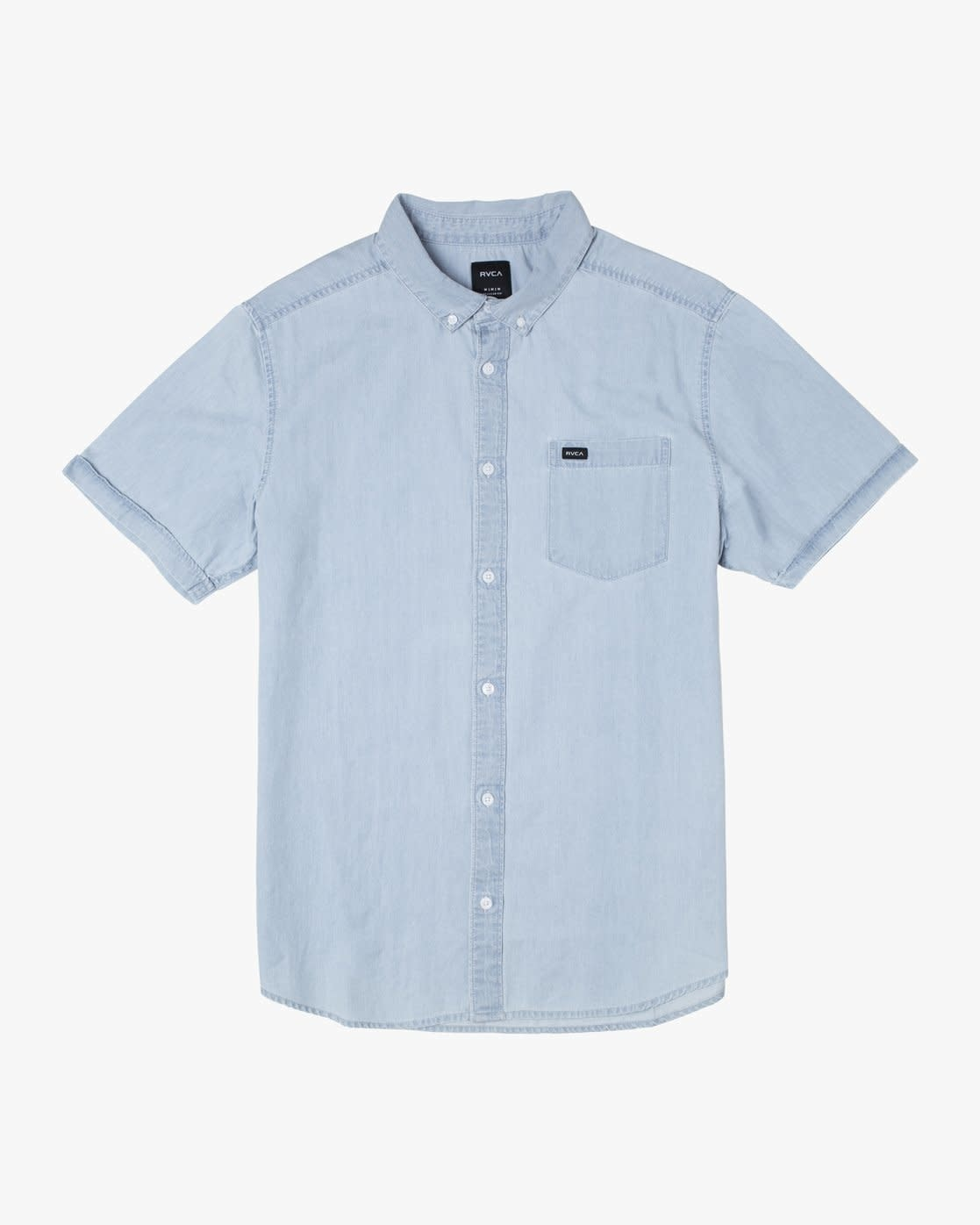 RVCA Dead Flag Washed II SS-1
