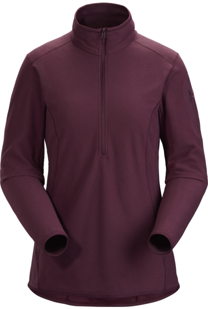 Arc'teryx Delta LT Zip Neck Women's