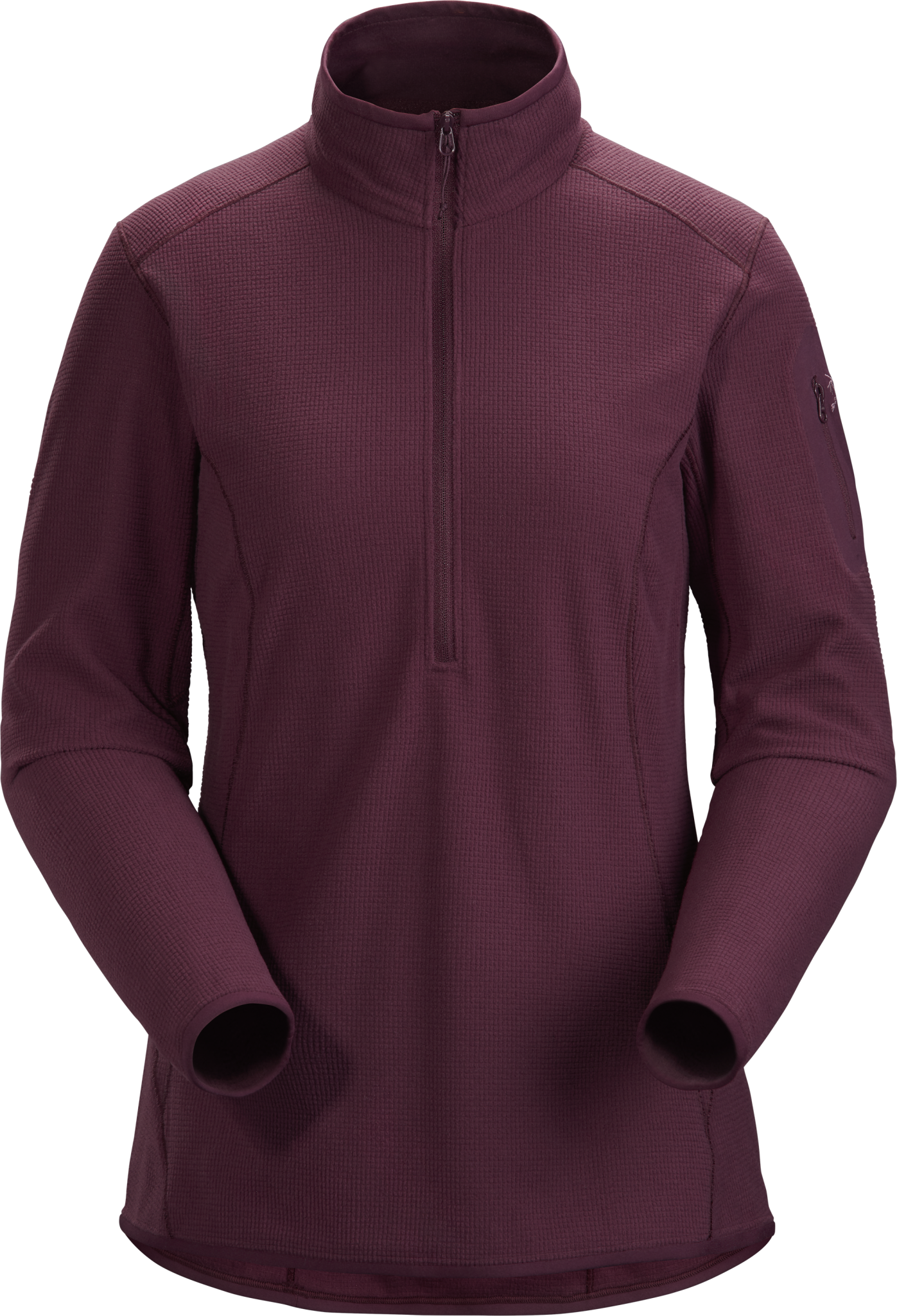 Arc'teryx Delta LT Zip Neck Women's-1