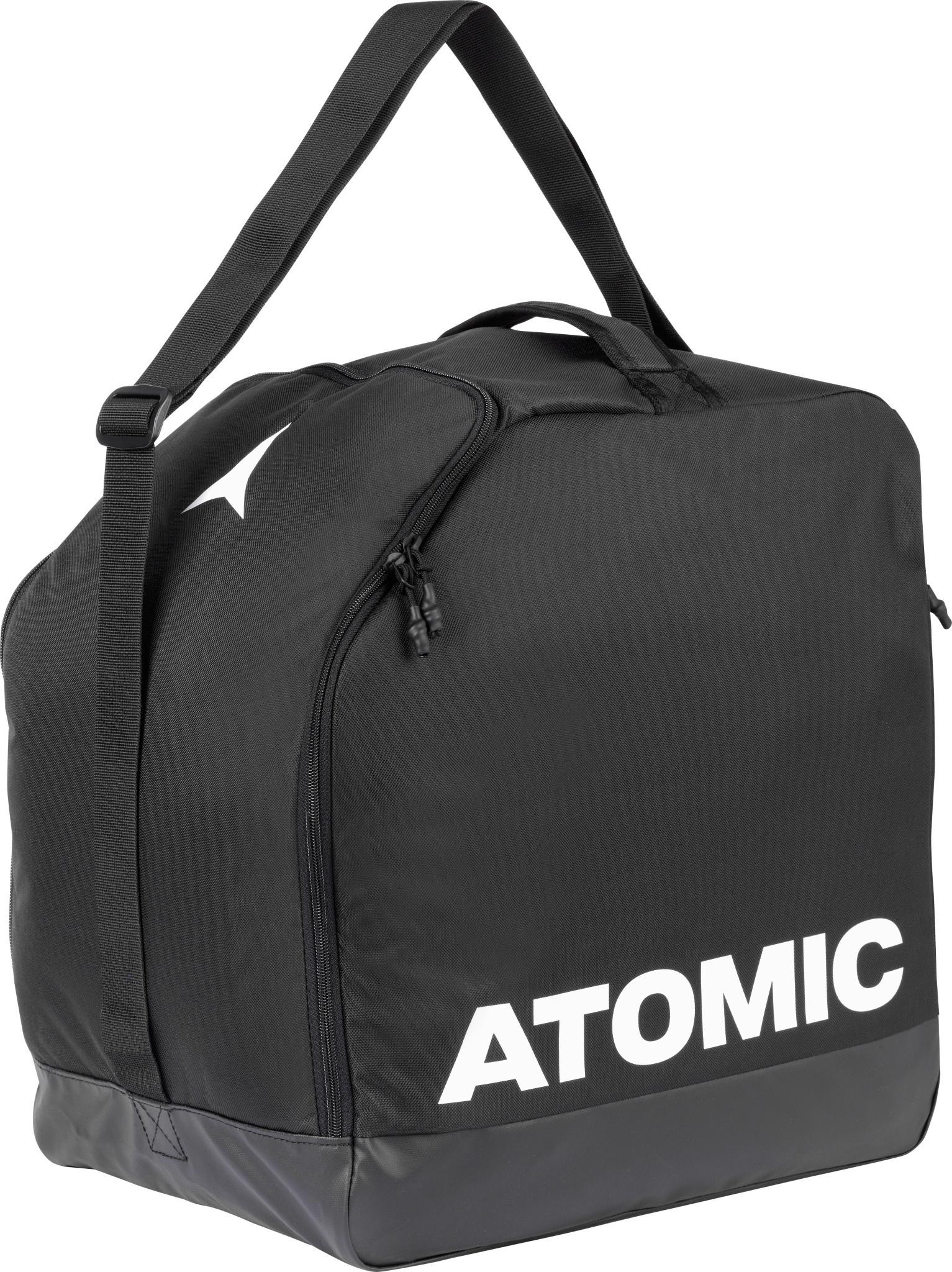 Atomic Boot & Helmet Bag Black/White-1