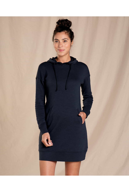 Toad & Co Follow Through Hooded Dress