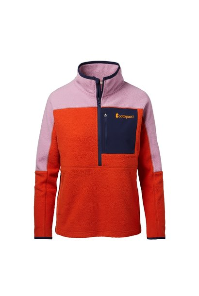 Cotopaxi W's Dorado Half-Zip Fleece Jacket