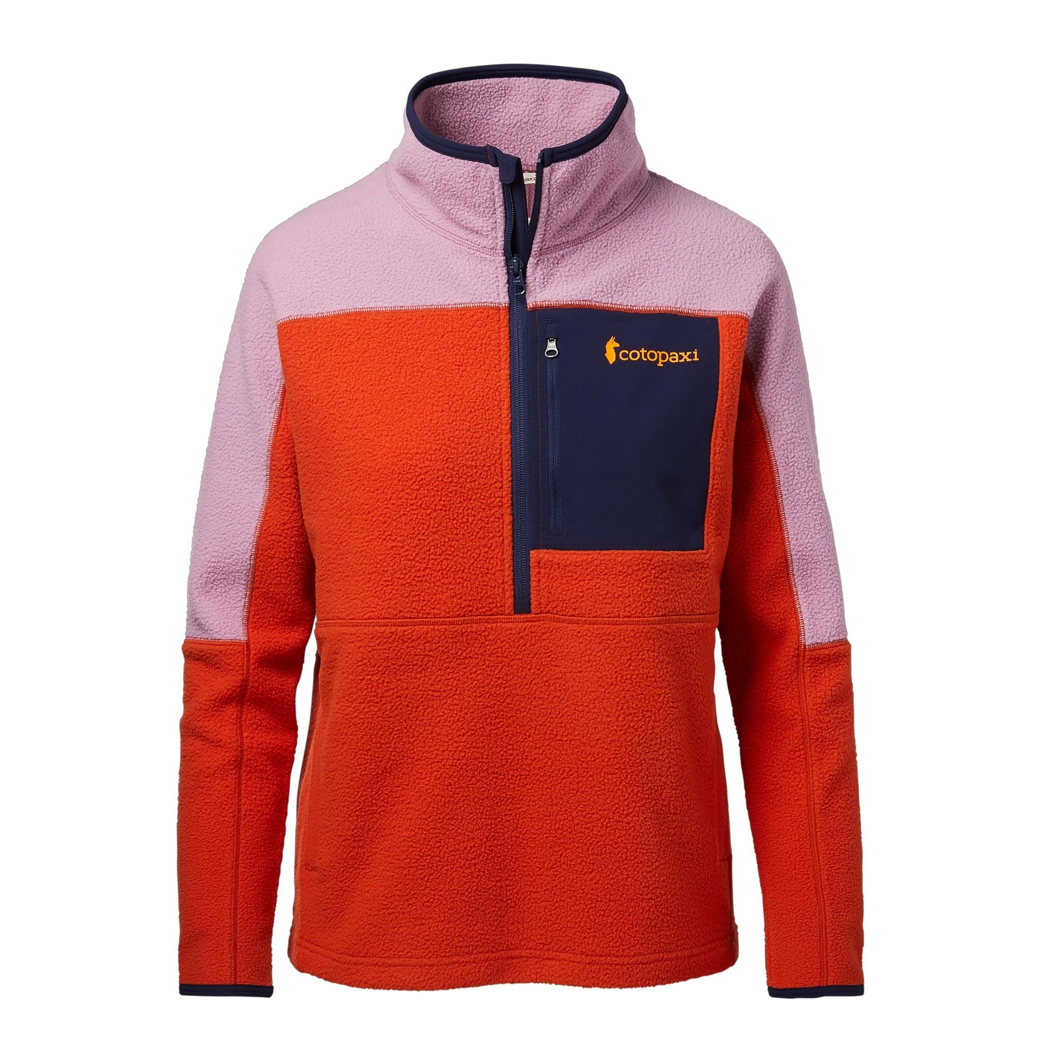 Cotopaxi W's Dorado Half-Zip Fleece Jacket-2