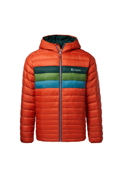 Cotopaxi M's Fuego Down Hooded Jacket