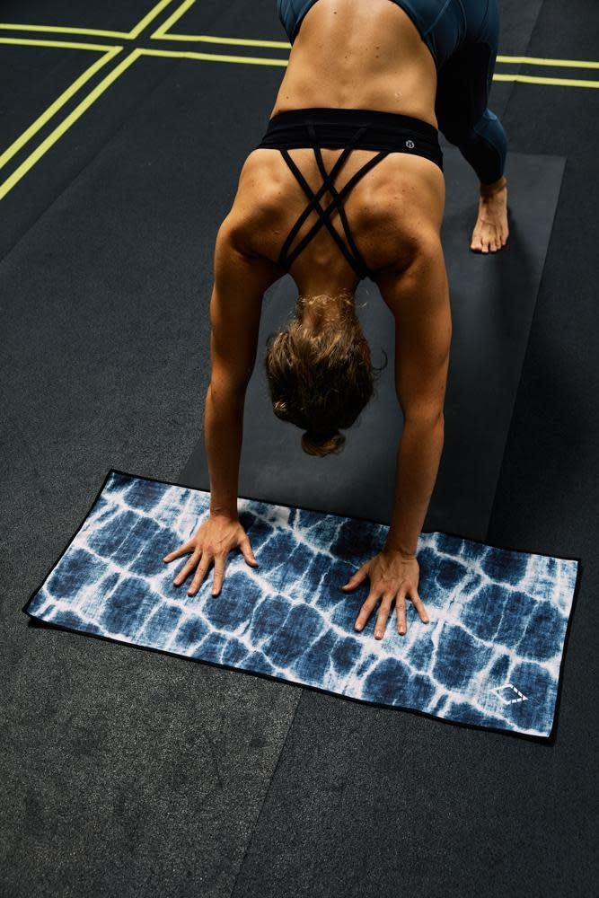 Nomadix Agua Blue Do Anything Towel-5