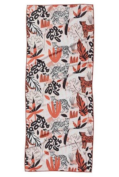 Nomadix Jungle Cat Pink Towel