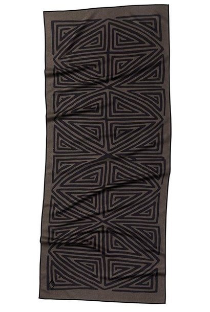 Nomadix La Playa Brown Black Towel