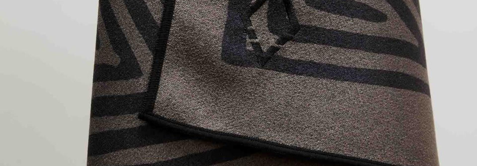 Nomadix La Playa Brown Black Towel