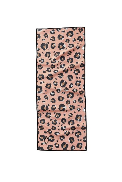 Nomadix Leopard Pink Do Anything Towel