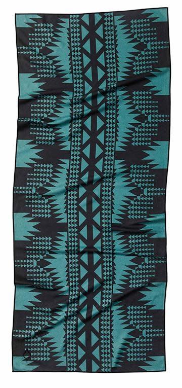 Nomadix Rockies Moss Towel-2