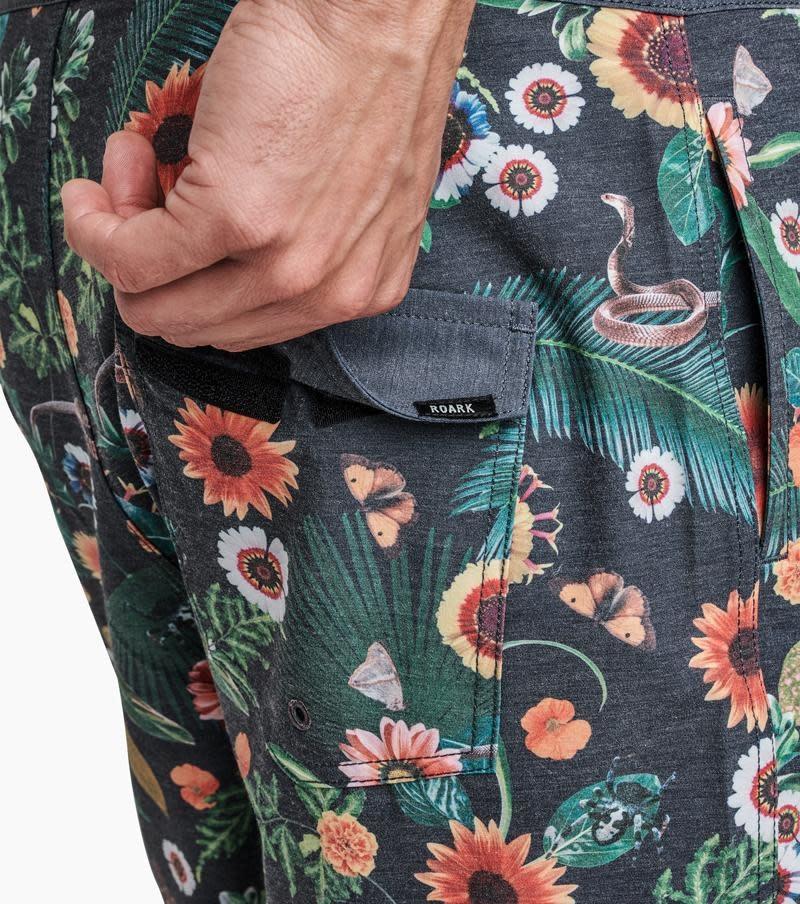 Roark Chiller Menara Flora Boardshort-4