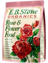 E.B. Stone Rose & Flower Food 4lb Bag
