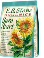 E.B. Stone Sure Start 4lb Bag