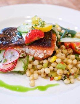 Mediterranean Dinner  ::  8/25