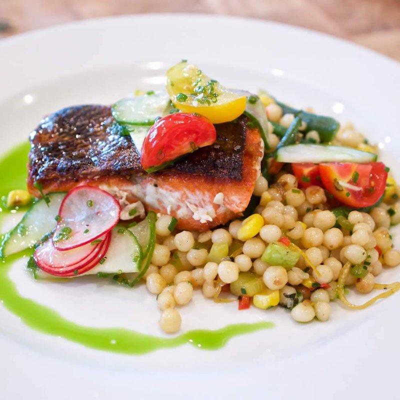 Mediterranean Inspired Dinner