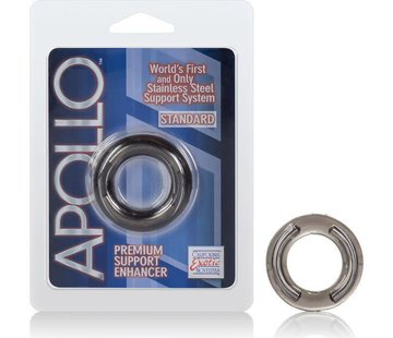 Cal Exotic Novelties Apollo Large Premium Support Enhancer-Smoke