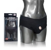 Cal Exotic Novelties Packer Gear Black Brief L/XL