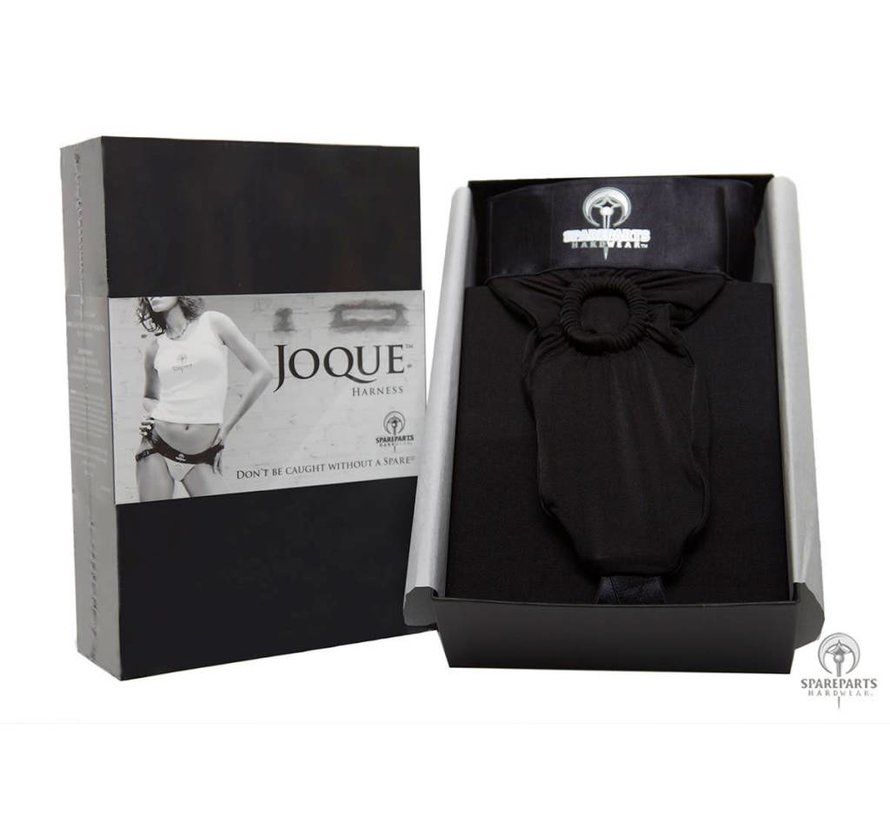 JOQUE HARNESS-A BLACK