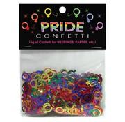 PRIDE Confetti- Lesbian