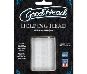 Doc Johnson GoodHead  ULTRASKYN Helping Head