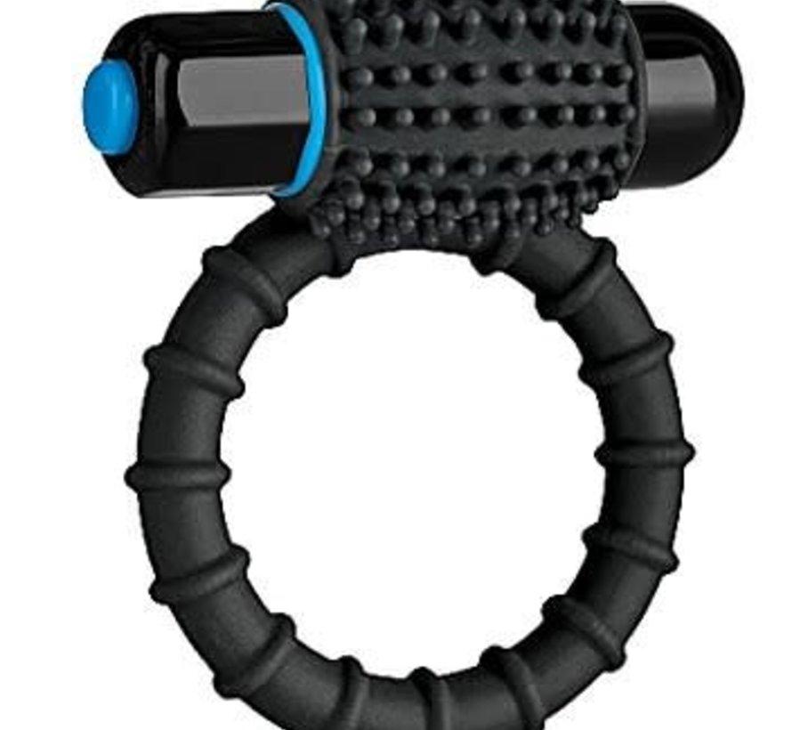 OptiMALE - Vibrating C-Ring - Black