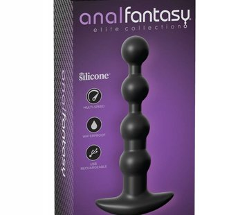 Pipedream Anal Fantasy Elite Collection Rechargeable Anal Beads