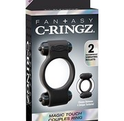 Pipedream Fantasy C-Ringz Magic Touch Couples Ring