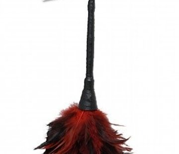 Pipedream Fetish Fantasy Series Frisky Feather Duster - Red