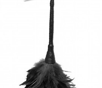 Pipedream Fetish Fantasy Series Frisky Feather Duster - Black