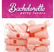 Pipedream Bachelorette Party Favors - Pecker Whistles - Flesh