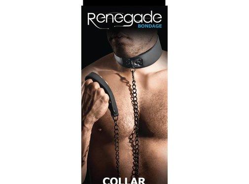 NS Novelties RENEGADE BONDAGE COLLAR