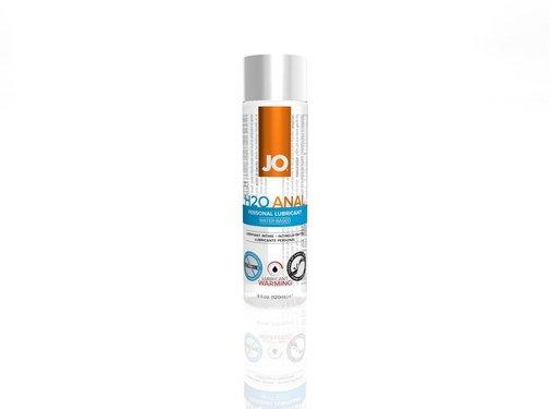 System JO JO H2O Anal Warming 4oz