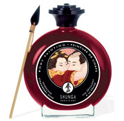 SHUNGA BODY PAINT STRAWBERRY & CHAMPAGNE 3.5oz