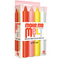 The 9'S Make Me Melt Drip Candles-Pastel Tones (4 Pack)