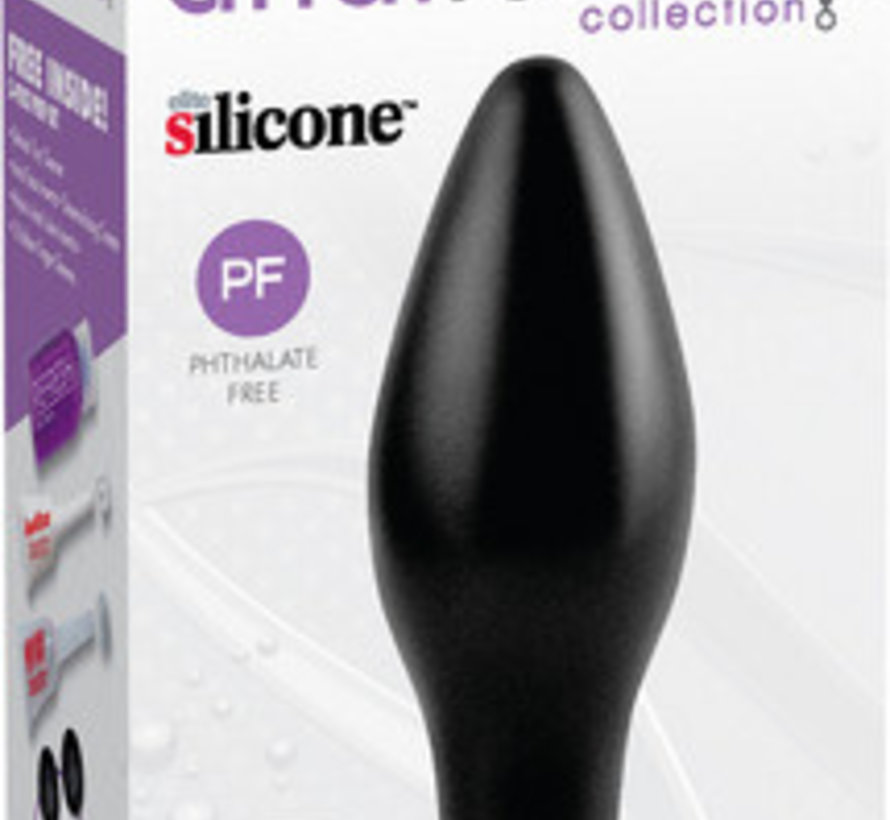 Anal Fantasy Silicone Medium Plug