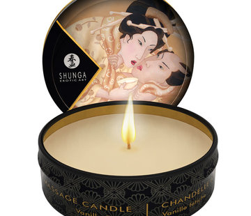 Shunga Mini Candle Vanilla