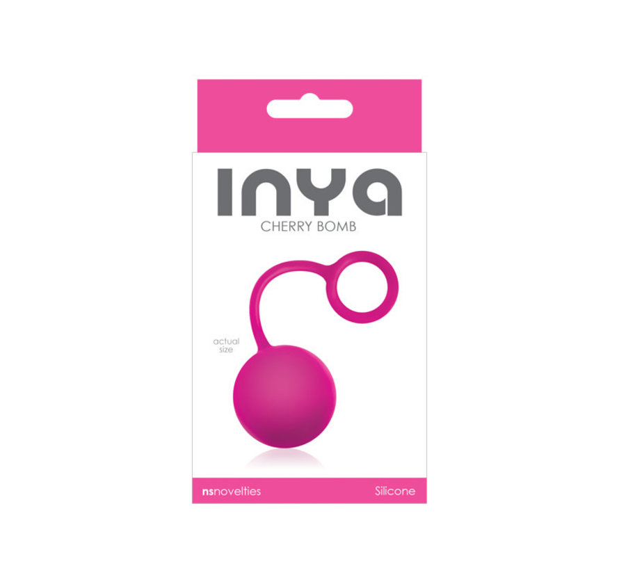 INYA - Cherry Bomb - Pink