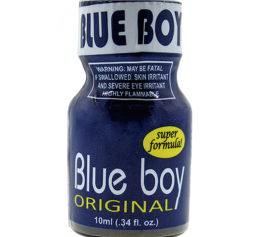 BLUE BOY SMALL BOTTLE