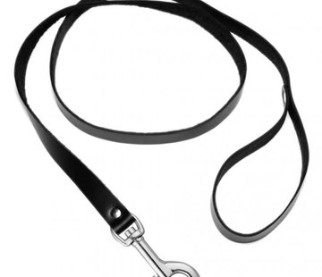 XR Brands Leather 4 ft Leash